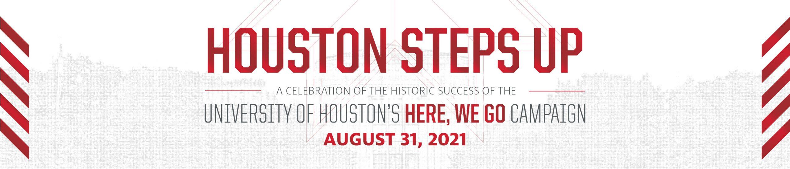 """Houston Steps Up"" | Online World Premiere"
